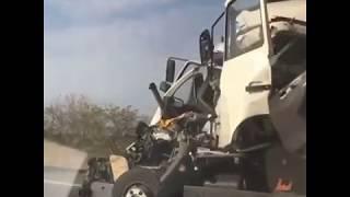 Страшная авария с грузовиком произошла на Ставрополье
