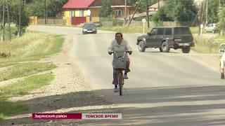 В Причулымье досрочно завершили дорожную кампанию