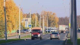 В Пензе завершен ремонт улицы Антонова