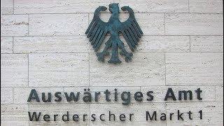 Как личная переписка немецкого дипломата поставила под угрозу кибербезопасность Германии