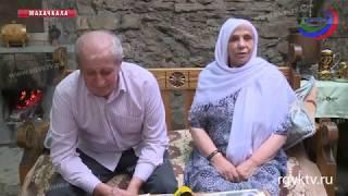 В чем секрет счастливой семейной жизни? Султанмажид и Азадбика Омаровы вместе уже 60 лет