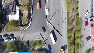 Анонс: в Красноярске перекрыли часть улицы Копылова