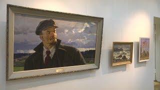 Персональная выставка Владимира Илюхина в музее Эрьзи