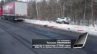 В Мордовии тройное ДТП на трассе М5 унесло жизнь автоледи