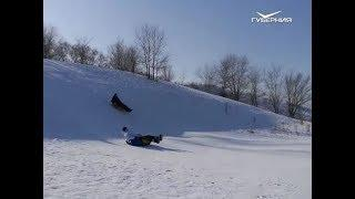 ТРК «ГУБЕРНИЯ» наградила победителей конкурса «Зимние забавы»