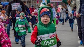 Больше тысячи югорчан пробежали «Зелёный марафон»