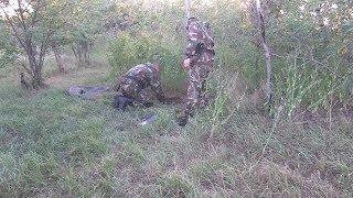 Волгоградец добровольно выдал полицейским оружие и боеприпасы