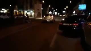 """Біля нічного клубу """"Малевич"""" відбулось незначне ДТП"""