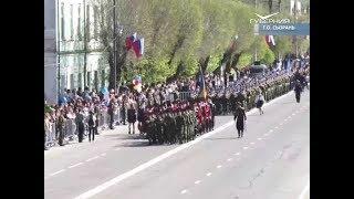 Самарская область встретила День Победы