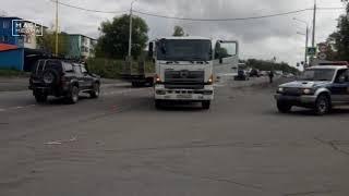 Грузовик сбил девушку на Камчатке | Новости сегодня | Происшествия | Масс Медиа