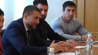 Делегация из Дагестана прибыла в Биробиджан в рамках рабочей поездки по ДВ(РИА Биробиджан)