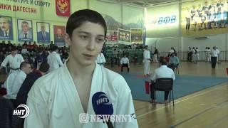 На базе стадиона «Труд» состоялся международный турнир по киокушинкай каратэ