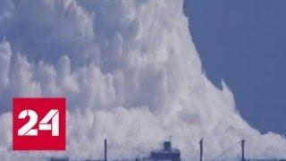 Россия обрушит на врагов гигантские радиоактивные цунами - Россия 24