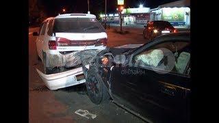 Хабаровчанка без прав ввязалась в уличные гонки и попала в ДТП. Mestoprotv