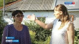 Точечная застройка в частном секторе Барнаула стала причиной разрушений в соседних домах