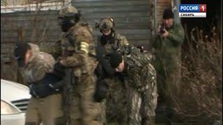 Бойцы Росгвардии обезвредили террористическую группу в акватории Дудинского морского порта