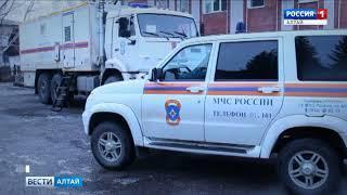От воды на Алтае освободились 5 населённых пунктов, но паводковая ситуация остается сложной