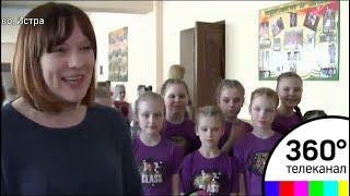 Грандиозное танцевальное соревнование прошло в Кострове