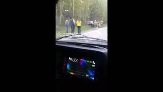 Последствия ДТП (трасса Саяногорск – Черемушки)