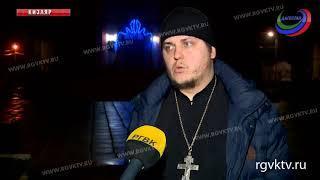 Нападение на церковь в Кизляре зафиксировала камера внешнего видеонаблюдения
