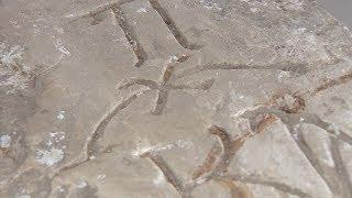 Фрагменты кладки древней церкви хранились в одной из школ Кубани