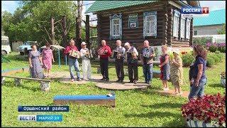 «Душа поет, гармонь играет»: в селе Кучка любители гармошек собираются не первый год