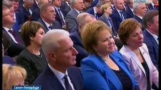 Киселев на Совете законодателей