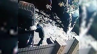 В Волгограде задержан поджигатель машины