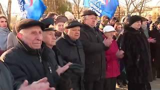 """""""Городская среда"""" (эфир 25.11.2018)"""