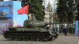 В регионе прошли праздничные мероприятия, посвященные 73-ей годовщине Великой Победы
