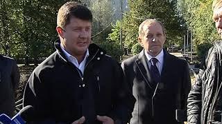 В Ярославле завершается первый этап работ по благоустройству сквера «Встреча»