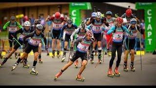 Югорские биатлонисты завоевали две медали на первенстве России по летнему биатлону