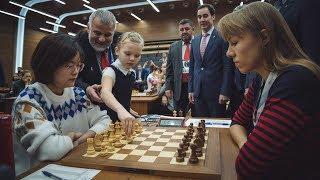 Югорчанка Ольга Гиря сошла с дистанции Чемпионата мира по шахматам
