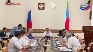 Проблемы реализации инвест-проектов обсудили в правительстве республики