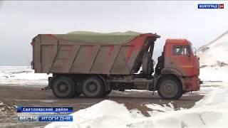 В Светлоярском районе организуют авторский надзор за реализацией проекта ликвидации пруда-накопителя