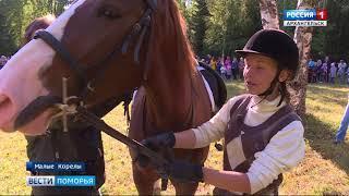 В Малых Корелах прошёл Праздник Лошади
