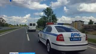 ФСБ опубликовала видео с учений на фан-зоне в Калининграде