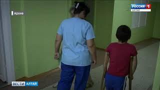 В Заринском районе детей многодетного опекуна передали в замещающие семьи