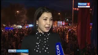 В праздновании Дня города приняла участие компания «Лукойл»