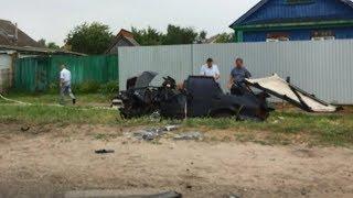 В ДТП под Пензой погибла женщина и пострадал ее ребенок