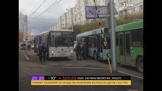 Стоимость проезда в красноярских автобусах вырастет