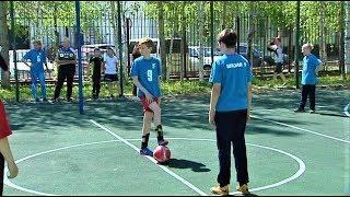 Юные футболисты Нижневартовска сыграли в честь мундиаля