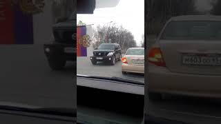 ДТП в Южно-Сахалинске. Утро 5 ноября 2018