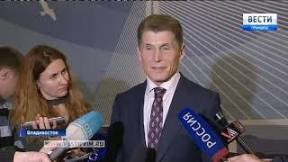 Хабаровск не хочет уступать статус столицы Владивостоку