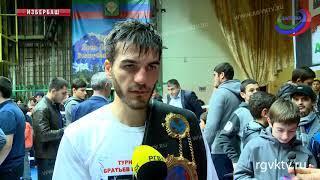 Мурад Мирзаев стал чемпионом мира по версии международной федерации кикбоксинга