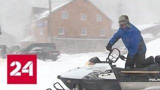 Хакасия развивает лыжный туризм - Россия 24