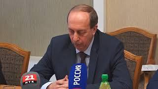 Соглашение о сотрудничестве подписали руководители ЕАО и областного ДОСААФ России(РИА Биробиджан)