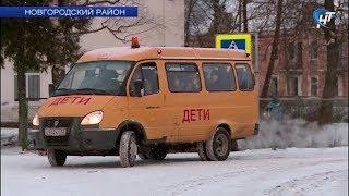 Детей из деревни Кересть автобус высаживает за несколько километров от школы