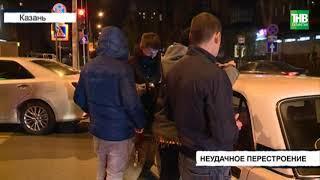 На улице Достоевского помощь понадобилась пассажирке автомобиля | ТНВ