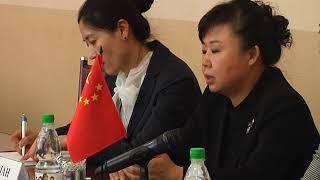 Сотрудничество России и КНР укрепят женские общественные организации (РИА Биробиджан)